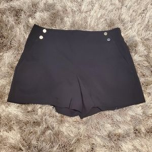 ❤ Ann Taylor Navy Blue shorts